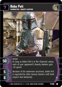 #77 Boba Fett (E)