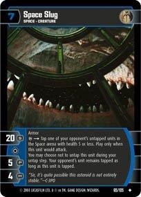 #65 Space Slug