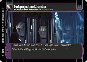 #50 Holoprojection Chamber (RaS)