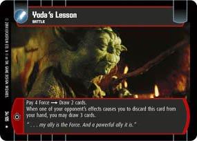 #34 Yoda's Lesson (RaS)