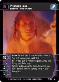 #27 Princess Leia (I) (RaS)