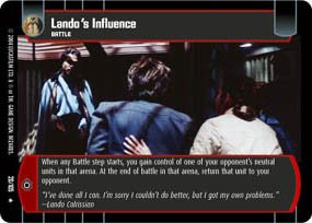 #20 Lando's Influence (RaS)