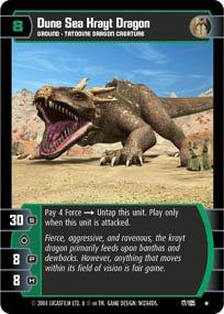 #17 Dune Sea Krayt Dragon (RaS)