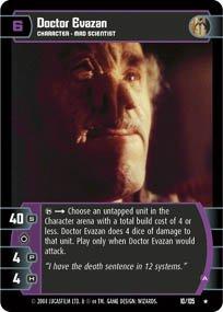 #10 Doctor Evazan (A) (RaS)