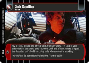 #8 Dark Sacrifice (RaS)
