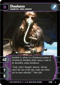 #5 Chewbacca (I) (RaS)