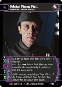 #1 Admiral Firmus Piett (C) (RaS)