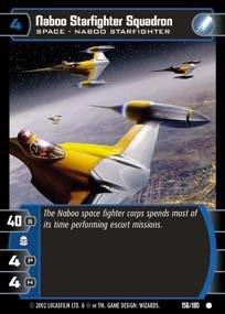 #156 Naboo Starfighter Squadron AOTC
