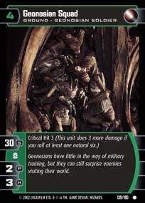 #139 Geonosian Squad AOTC