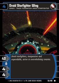 #134 Droid Starfighter Wing AOTC