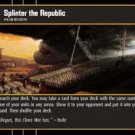#107 Splinter the Republic AOTC