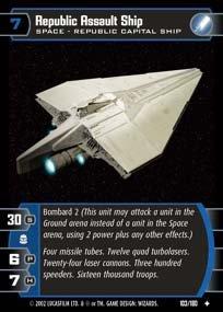 #103 Republic Assault Ship AOTC