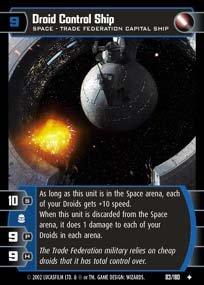 #083 Droid Control Ship AOTC