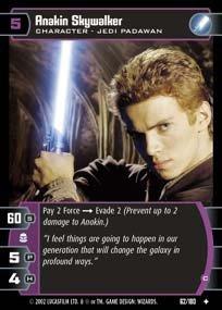 #062 Anakin Skywalker (C) AOTC