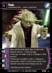 #058 Yoda (A) AOTC