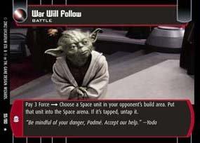 #055 War Will Follow AOTC