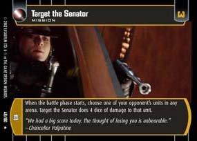 #048 Target the Senator AOTC