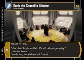 #044 Seek the Council's Wisdom AOTC