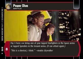 #039 Power Dive AOTC