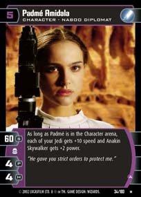 #034 Padme Amidala (A) AOTC