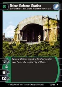 #030 Naboo Defense Station AOTC
