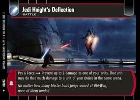 #026 Jedi Knight's Deflection AOTC