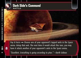 #011 Dark Side's Command AOTC
