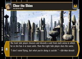 #008 Clear the Skies AOTC