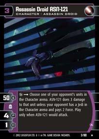 #003 Assassin Droid ASN-121 (A) AOTC