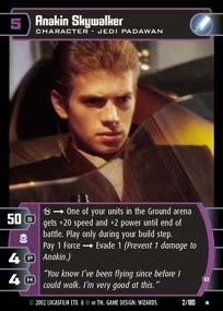 #002 Anakin Skywalker (B) AOTC