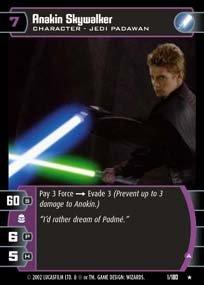 #001 Anakin Skywalker (A) AOTC