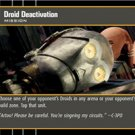 #087 Droid Deactivation JG