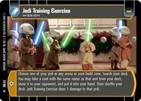 #057 Jedi Training Exercise JG