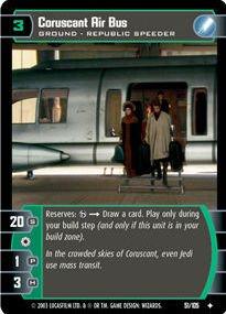 #051 Coruscant Air Bus JG