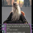#025 Oppo Rancisis (A) Star Wars TCG JG