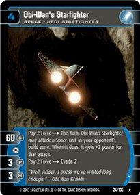 #024 Obi-Wan's Starfighter (B) JG