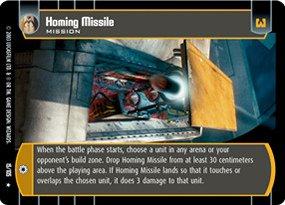 #015 Homing Missile Star Wars TCG JG