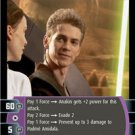 #002 Anakin Skywalker (H) Star Wars TCG JG