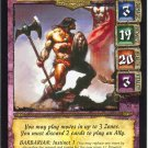 Conan the Barbarian (U) Conan CCG
