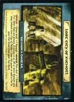 Lost City of Xuchot! (R) Conan CCG