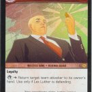 Lex Luthor, The Everyman FOIL DCL-125 (R) DC Legends VS System TCG