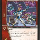 Colonel Yon-Rogg, Commander of the Helion MHG-049 (R) Marvel Heralds of Galactus VS System TCG