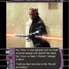 #8 Darth Maul (C) (SR rare)