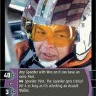 #36 Lieutenant Wes Janson (A) (ESB rare) Star Wars TCG