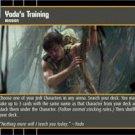 #69 Yoda's Training (ESB rare) Star Wars TCG