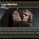#17 It Just Might Work Star Wars TCG (ROTS rare)