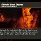 #22 Mustafar Battle Grounds Star Wars TCG (ROTS rare)