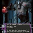 #36 Super Battle Droid 7EX Star Wars TCG (ROTS rare)