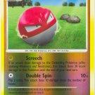80 Voltorb (C) REVERSE FOIL Stormfront Pokemon TCG