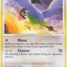 55 Chatot (Common Normal) Majestic Dawn Pokemon TCG